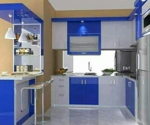 Kitchen Set Daerah Bekasi - Lemari Baju Minimalis