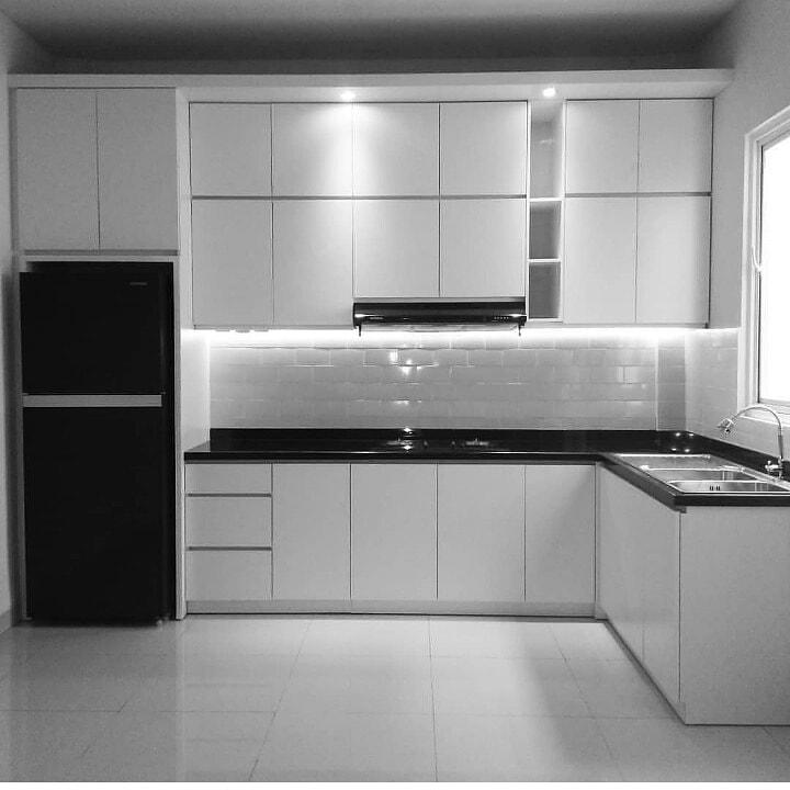 Jasa Pembuatan Kitchen Set di Bekasi