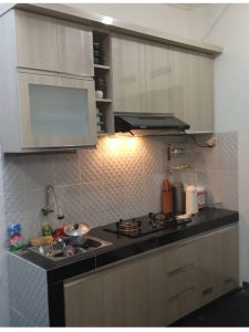 Kitchen Set Terbaru - Kitchen Set Bumi Anggrek Bekasi Utara